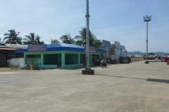 Port of Del Carmen, Surigao del Norte